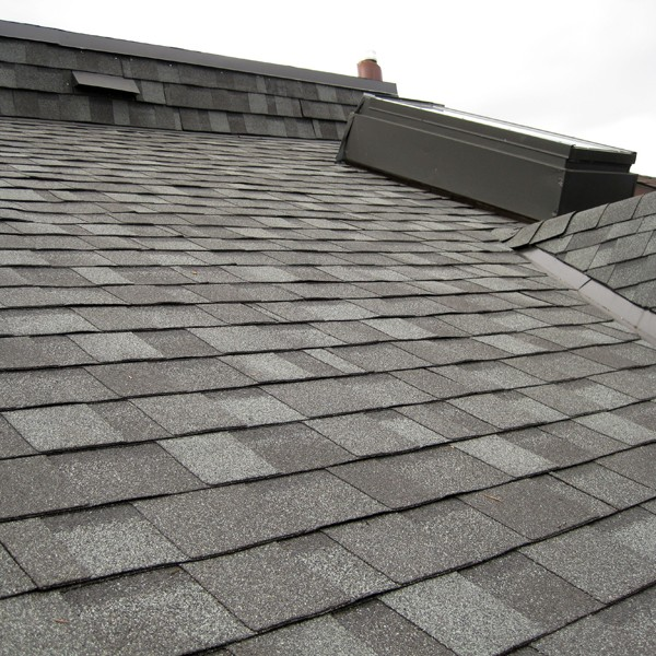IKO Cambridge Asphalt Shingles  and flat roof repair – Seaton Village, Toronto.